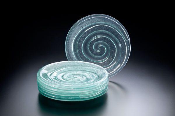 Spiral Side Plates