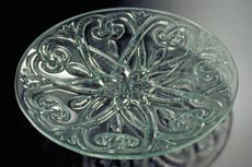 "Serving Platter ""Baroque"""