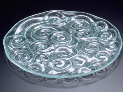 "Serving Platter ""Whirlwind"""
