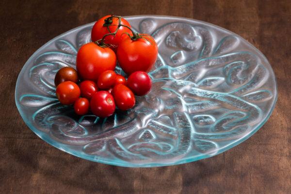 "Serving Platter ""Baroque"""
