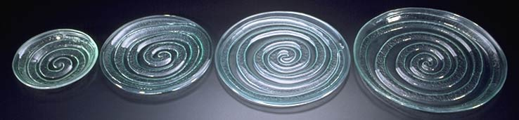 Sizes of Glass Plates and Platters