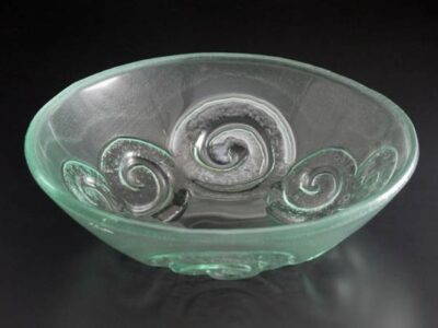 recycled-glass-bowl-Twister-serving-clear