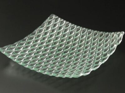 "Square Platter ""Diamond"""